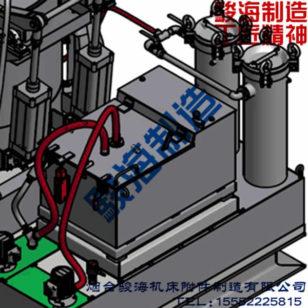 硅片切割液离心过滤系统